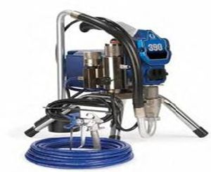 Air Powered Airless Spray Pump