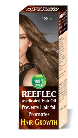 Herbal Hair Oil 01