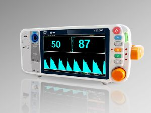 7 Color TFT Screen Tabletop Pulse Oximeter
