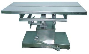 V-Top Hydraulic Animal Surgical Table