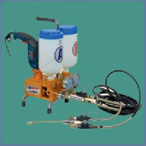 Dual Line Grouting Pump