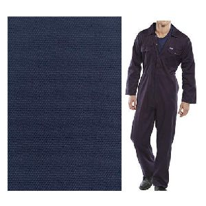 Industrial Boiler Suit Fabric