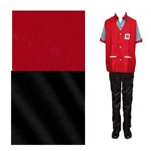 Petrol Pump Worker Uniform Fabric