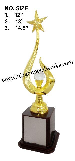 Aluminum Star Trophy
