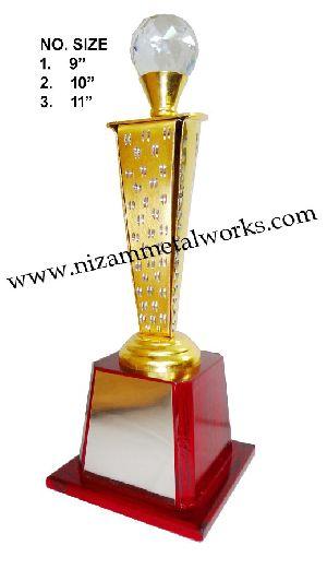 Gold Plated Award
