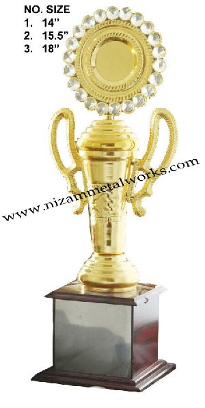 Gold Plated Trophies