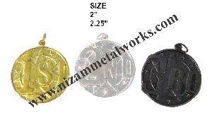 Metal Medal 01