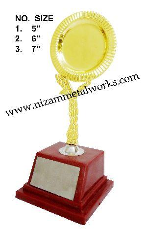 Mini Brass Trophy