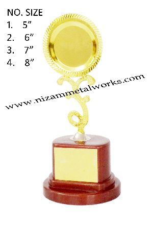 Mini Metal Trophy