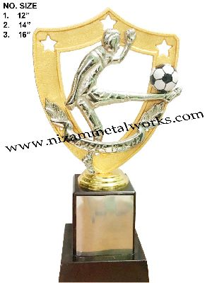 Shield Football Trophy