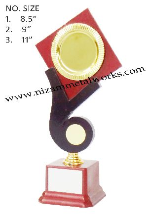 Small Wooden Trophy