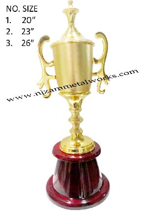 Sports Brass Cup