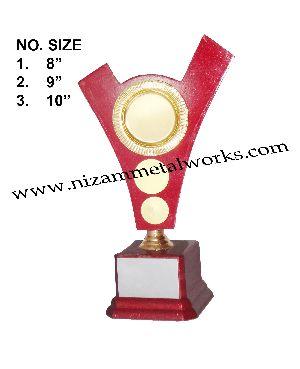 Wood & Plastic Trophy