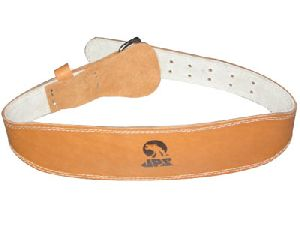 4761 Weight Lifting Belt Split Leather
