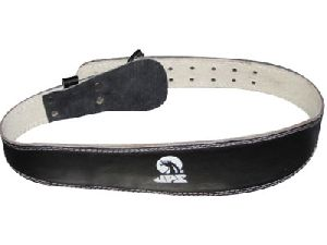 4766 Weight Lifting Belt Split Leather