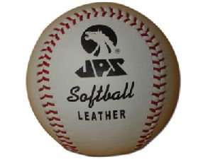 Leather Soft Ball/jps-6156