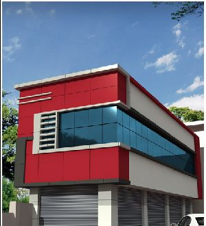 Aluminium Composite Panel Cladding