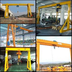 Portal gantry cranes/Hydraulic Gantry System