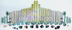 Vertical Submersible Pump