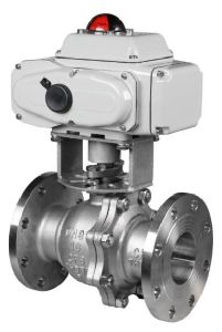 ELECTRIC ON-OFF BALL VALVE