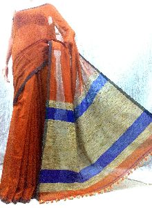 Silk Khadi Saree