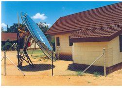 Scheffler Solar Cooker