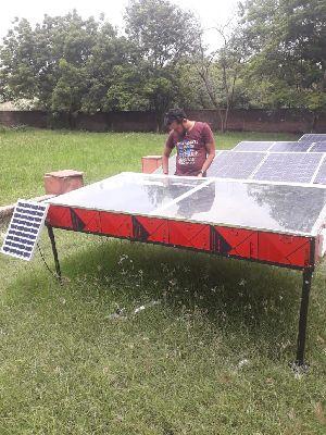 Solar Conduction Dryer 02