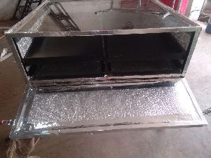 Solar Conduction Dryer 03