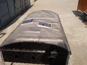 Solar Tunnel Dryer 01