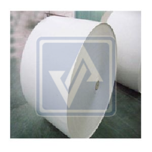 White Test Liner Paper Rolls