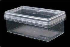 PLASTIC FOOD Pilfer Proof Containers