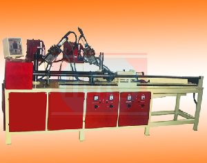 HORIZONTAL LEDGER WELDING SYSTEM