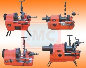 Portable Pipe Threading Machine