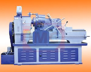 Scaffolding Pipe Thread Cutting Machine