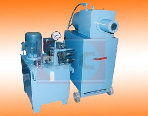 TMT BAR FORGING MACHINE