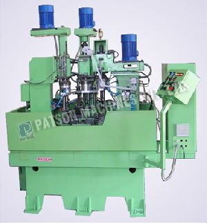 Rotary Indexing Drill, Reaming and Tapping SPM
