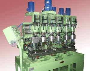 Six Heads Multi Spindle Drilling Machines