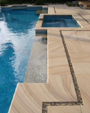 Swimming Pool Landscaping	 01