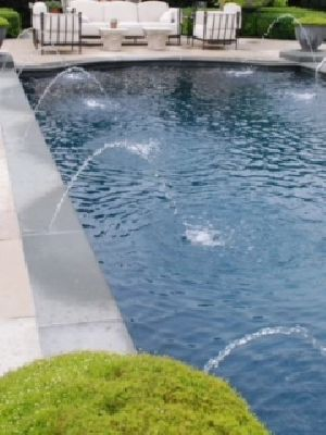 Swimming Pool Landscaping 04