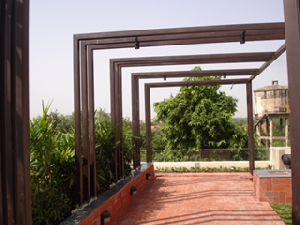 Terrace Garden Landscaping 01