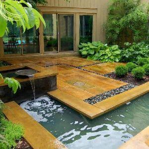Terrace Garden Landscaping 06