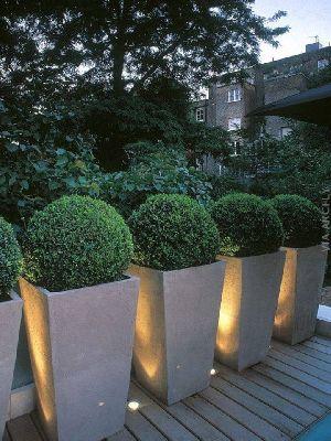 Terrace Garden Landscaping 07