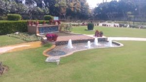 Water Fountain Landscaping 01