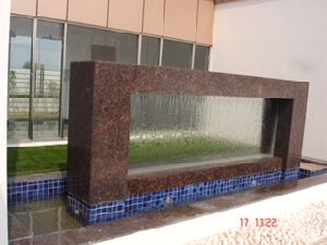 Water Fountain Landscaping 02