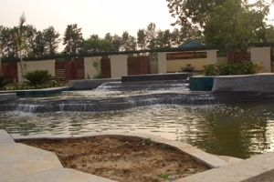 Water Fountain Landscaping 04