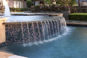Water Fountain Landscaping 07