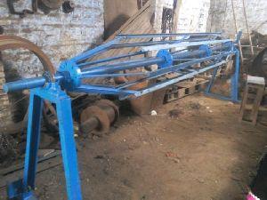 Cage Winding Machine