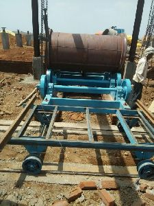 Pipe Shifting Trolley