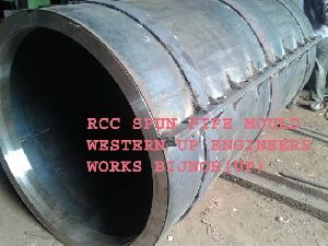 Rcc Pipe Mould