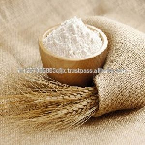 biscuits and bread wheat flour